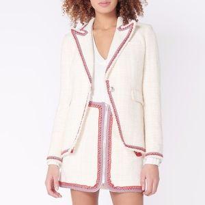 Veronica Beard Jackets & Coats - NWT Veronica Beard Cutaway Dickey Jacket
